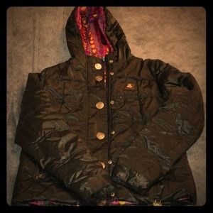 Paul Frank hooded jacket